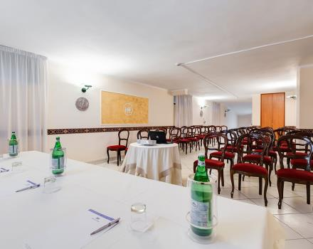 Organize your meeting at Europa Stabia Hotel, 4-star in Castellammare